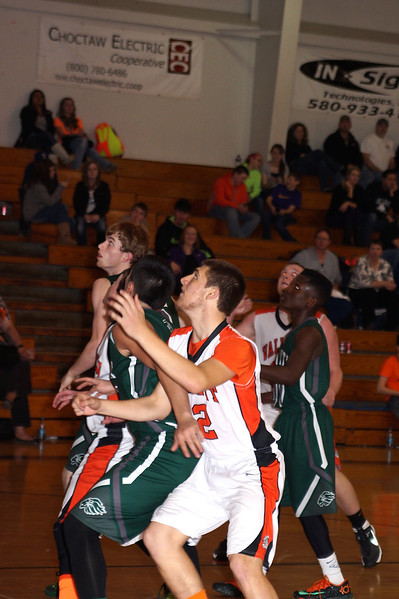 2014 HS basketball vs Haworth