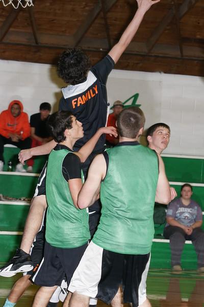 2014-15 HS basketball at Rattan